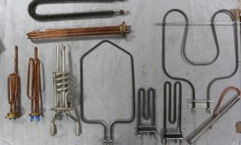 Sve vrste grijača za el.šporete,bojlere i industrijske mašine
